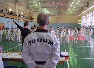 Аттестация ЦСС - Taekwondo WTF